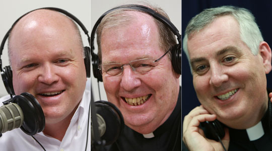 Summary of today's show: Earlier in June, Msgr. <b>Robert Deeley</b> and Msgr. <b>...</b> - TGCLshowbroadcast20120629