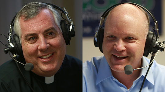 Fr. Mark O'Connell and Scot Landry on The Good Catholic Life
