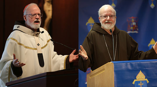 Cardinal Seán on the papacy of Benedict XVI and our next pope