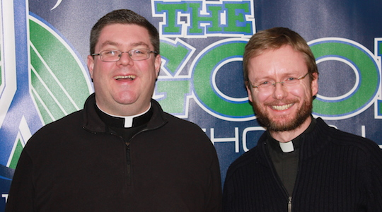 Priest Profile: Fr. Sean Maher