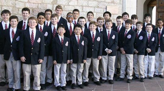 St. Paul's Choir School in Harvard Square